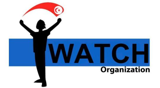 Logo I watch - Tunisia