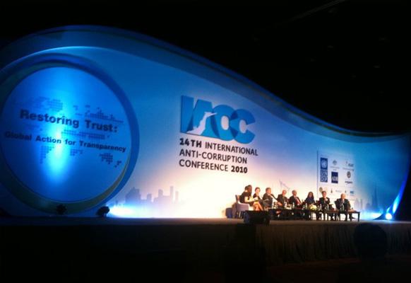 IACC Corruption Tunisie Banque Mondiale