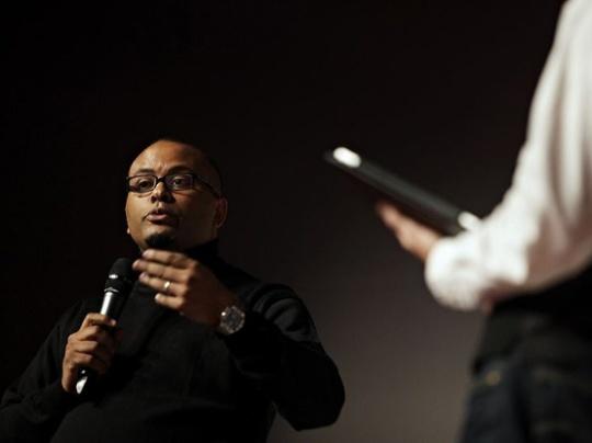 Karim Sy, promoteur de l'initiative Jokkolabs