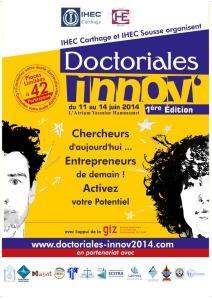 DOCTORIALES INNOV 2014