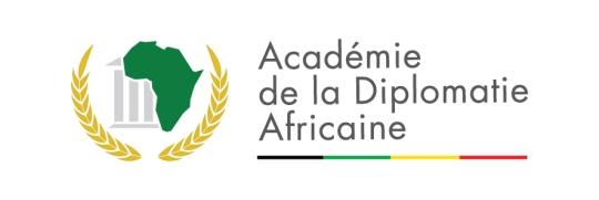 Appel a candidatures: Academie de la diplomatie africaine, 1ere Promo 2017/2018