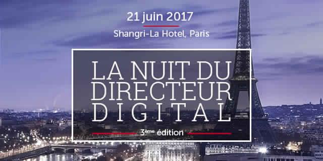 La Nuit du Directeur Digital