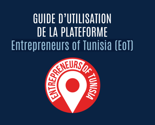 entrepreneuriat tunisie ecosystem guide maghreb mohamed alif kahlani marketing
